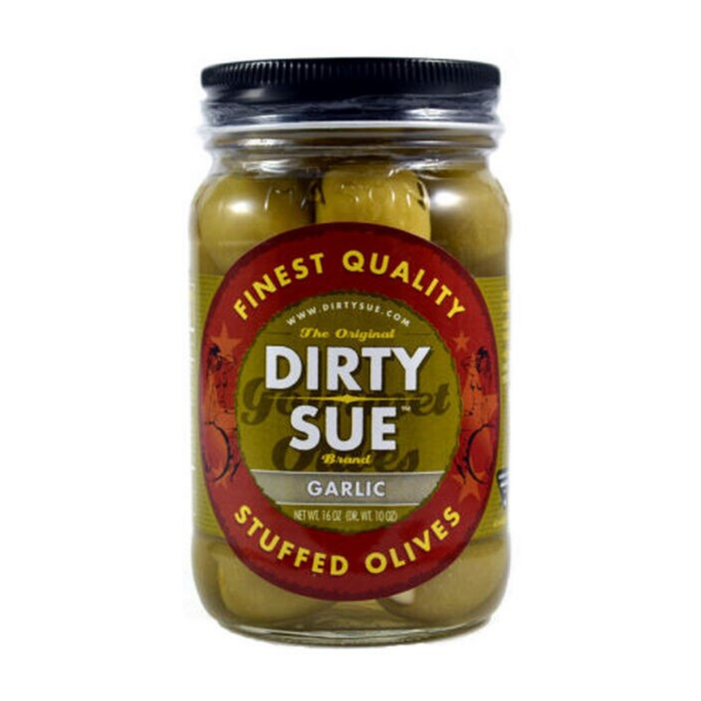 Dirty Sue Garlic Stuffed Olives