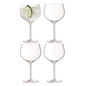 Gin Balloon Glasses (set of 4)