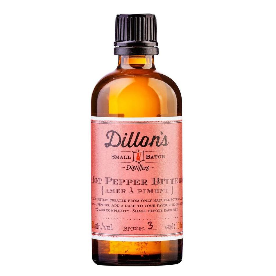 Dillon's Hot Pepper Bitters