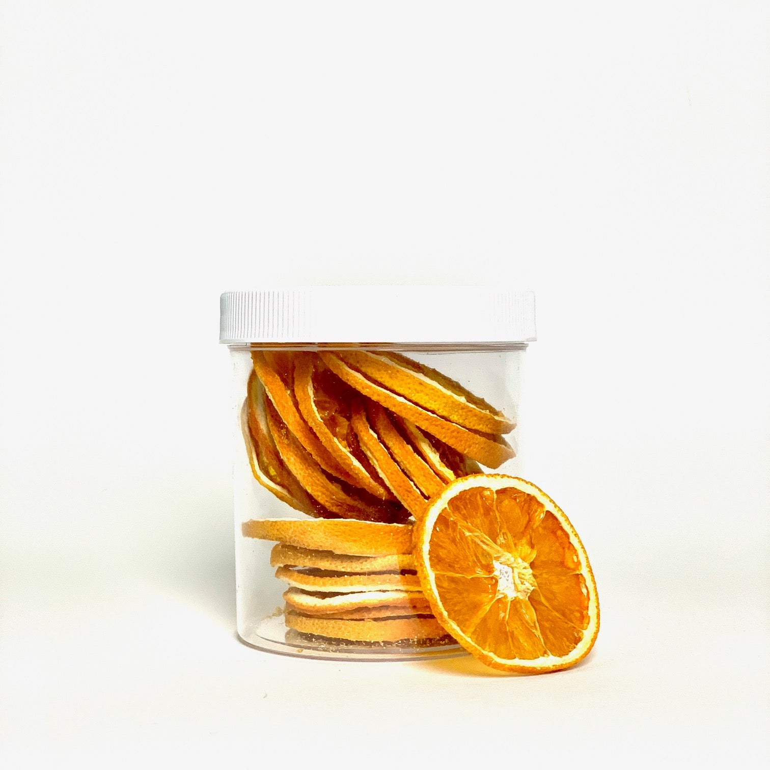 Dehydrated Orange Wheels