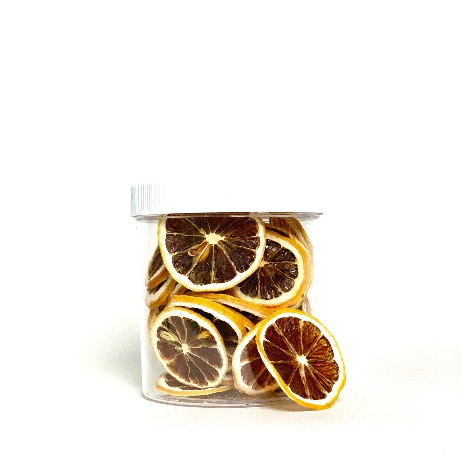 Dehydrated Lemon Wheels