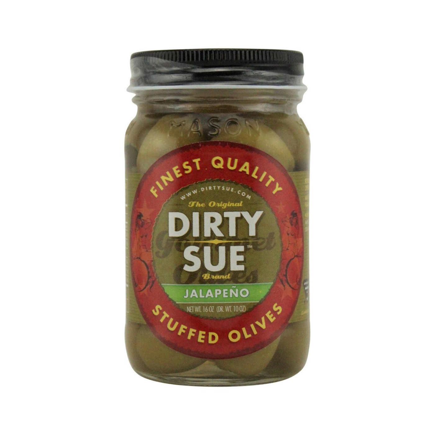 Dirty Sue Jalapeno Stuffed Olives