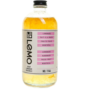 LEMO Original Lemonade Syrup