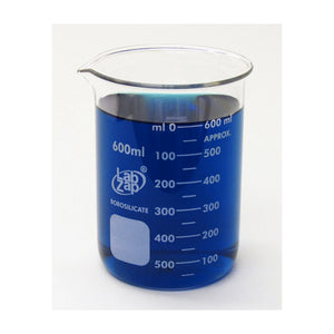 Borosilicate Mixing Glass