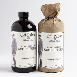 Colonel Pabst Worcestershire Sauce
