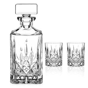 Nachtmann Noblesse Crystal Decanter Set