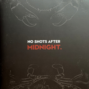 No Shots After Midnight