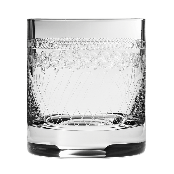Retro Old Fashioned Glass 1910