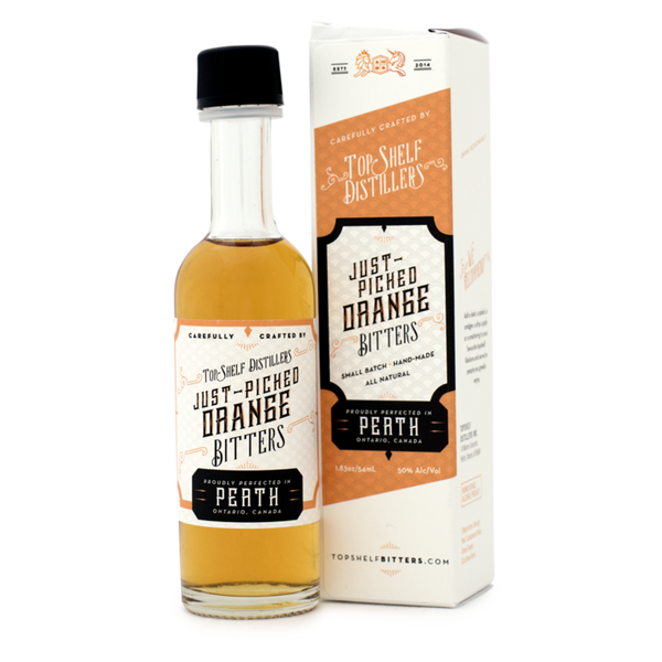 Top Shelf Just-Picked Orange Bitters