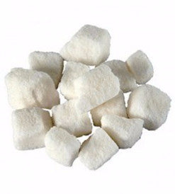Rough Cut White Sugar Cubes
