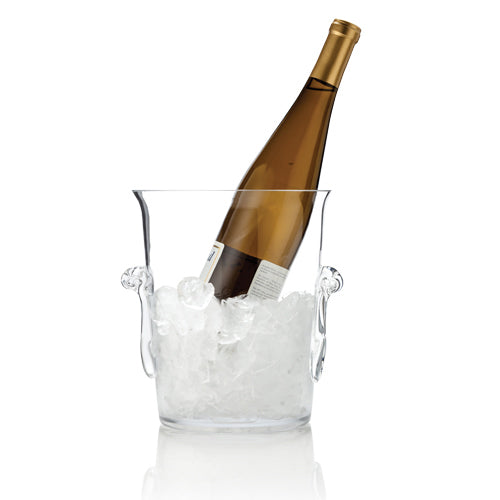 Raye Glass Ice Bucket