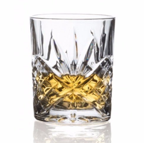 Ashford Double Old Fashioned Glasses - set of 4