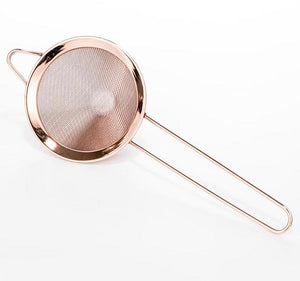 Copper Conical Mesh Strainer