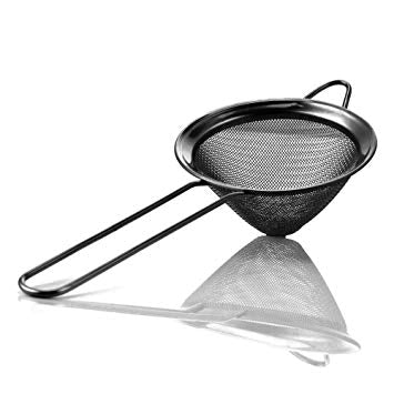 Gunmetal Conical Mesh Strainer