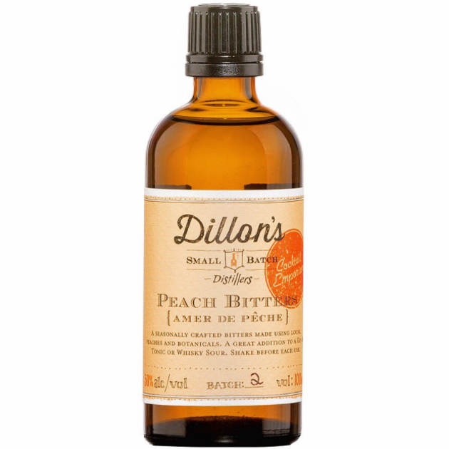 Dillon's Cocktail Emporium Peach Bitters