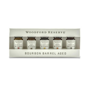 Woodford Reserve Bourbon Barrel Aged Bitters Set