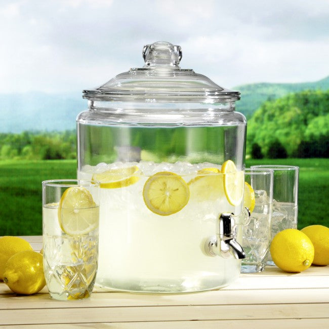 Heritage Hill 2 Gallon Beverage Dispenser
