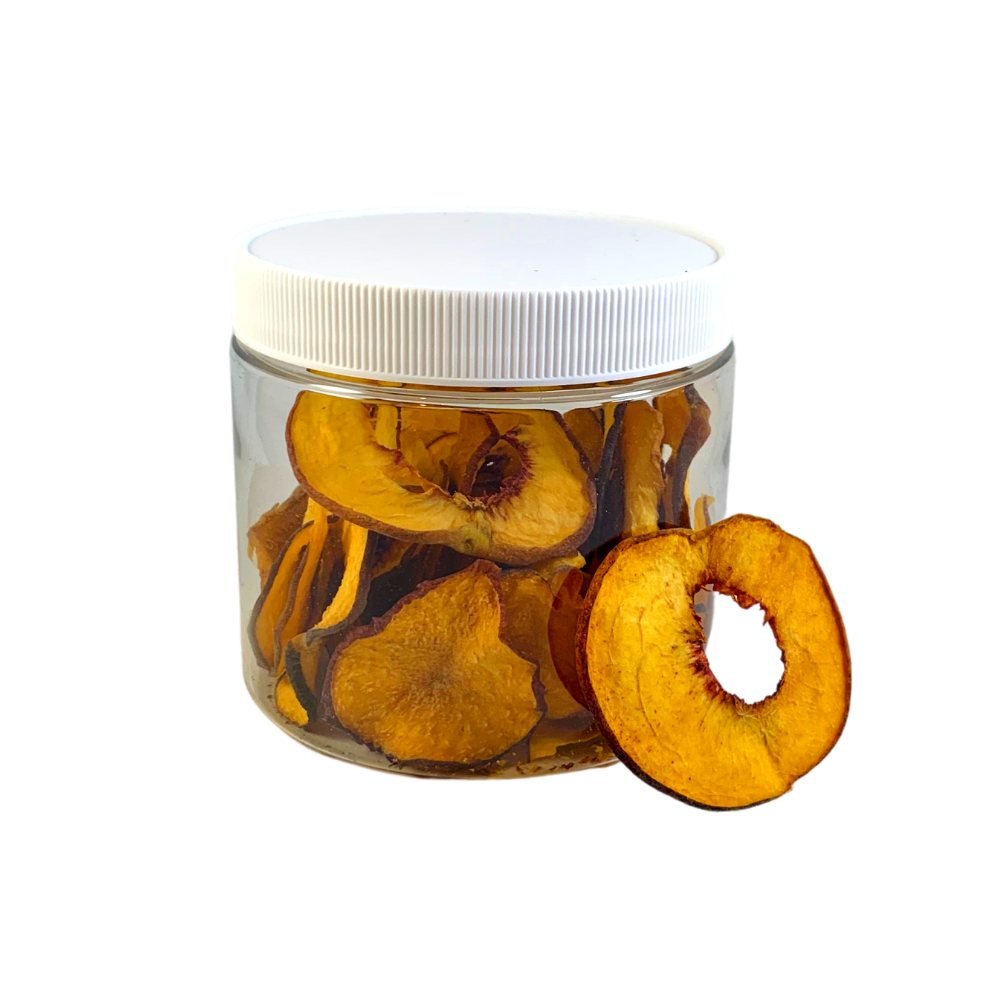 Dehydrated Peach Slices