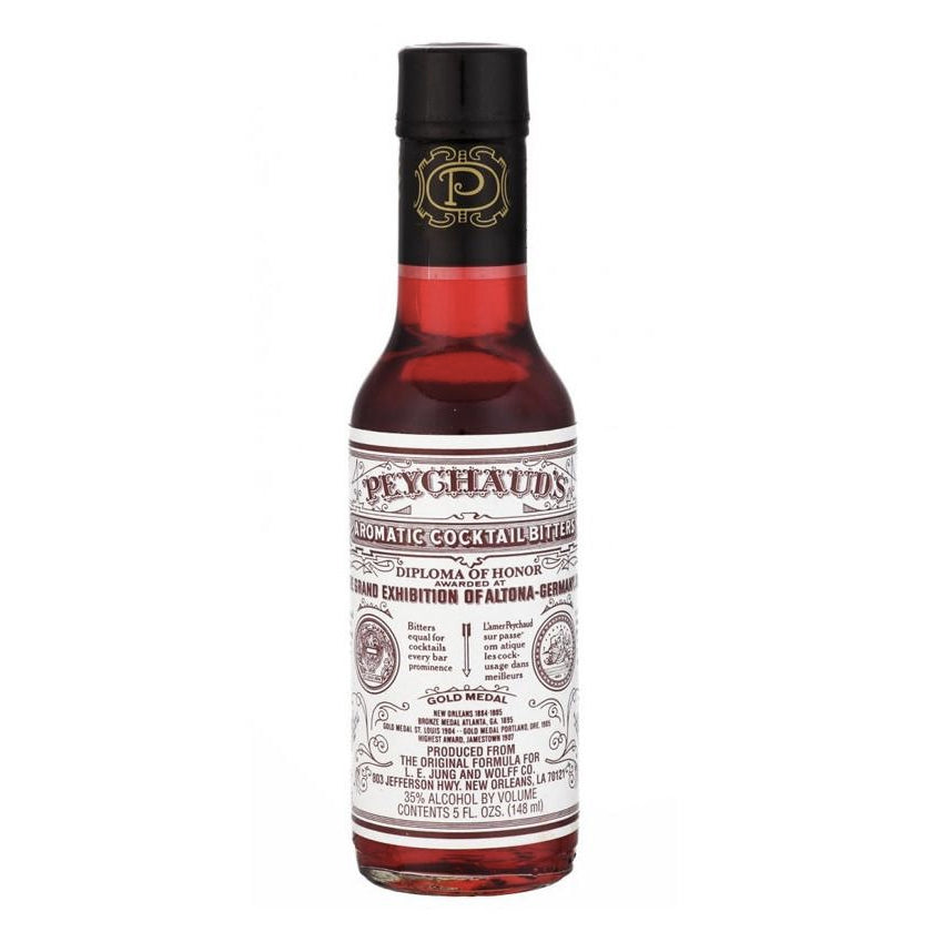 Peychaud's Aromatic Cocktail Bitters - 148mL