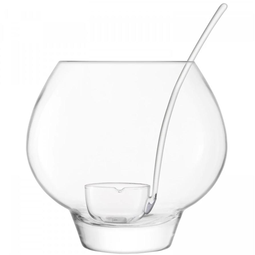 LSA Rum Punch Bowl and Ladle