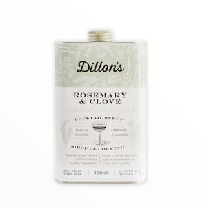 Dillon's Rosemary and Clove Syrup