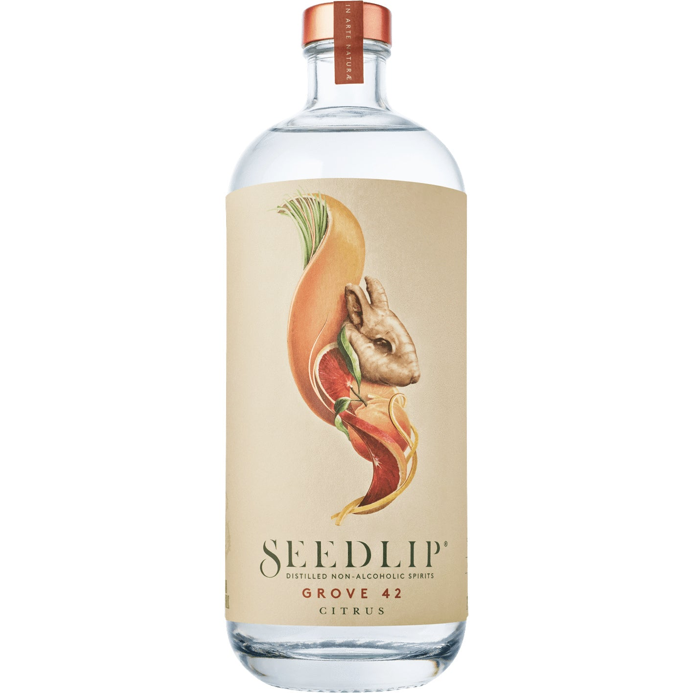 Seedlip Grove Distilled Non-Alcoholic Spirit