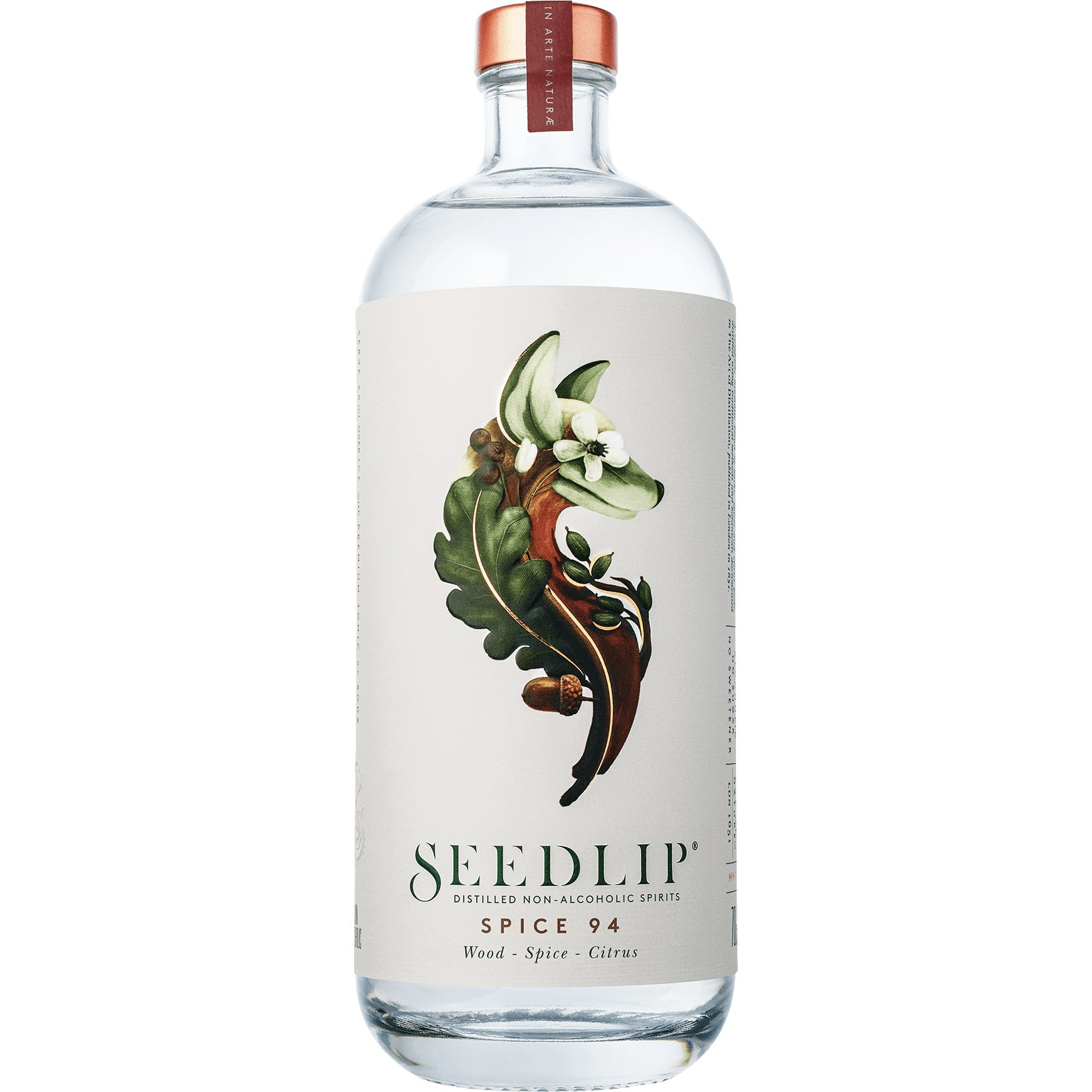 Seedlip Spice Distilled Non-Alcoholic Spirit