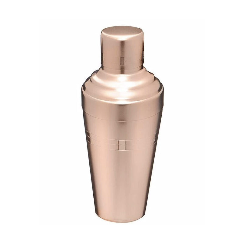 Rose Gold Japanese 3-Piece Shaker Matte