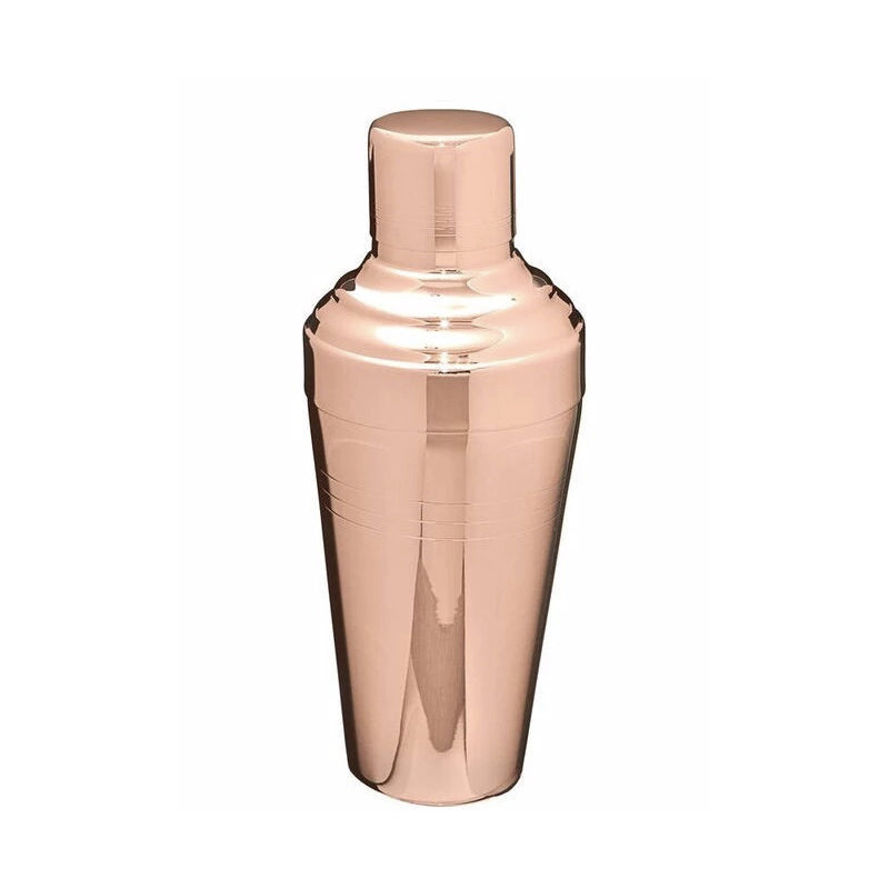 Rose Gold Japanese 3-Piece Shaker Shiny