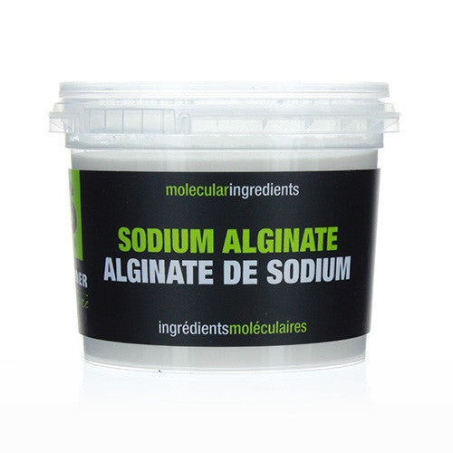 Sodium Alginate 60 g.
