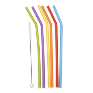 Silicone Bendy Straws
