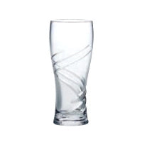 Japan Swirl Pilsner Glass