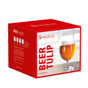 Spiegelau Beer Tulip Glasses (set of 4)