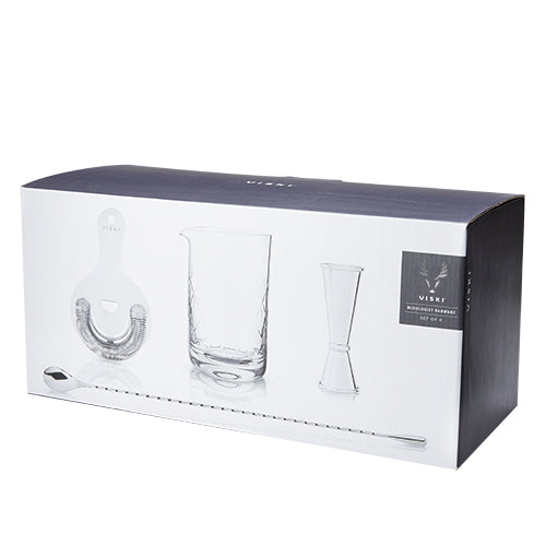 Stirred Cocktail Bar Tools Set