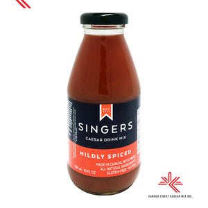 Singer's Mildly Spiced Caesar Mix - small