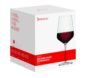 Spiegelau Red Wine Glasses