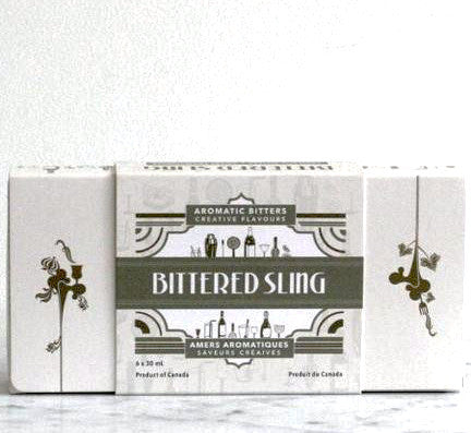 Bittered Sling Creative Flavours Gift Pack