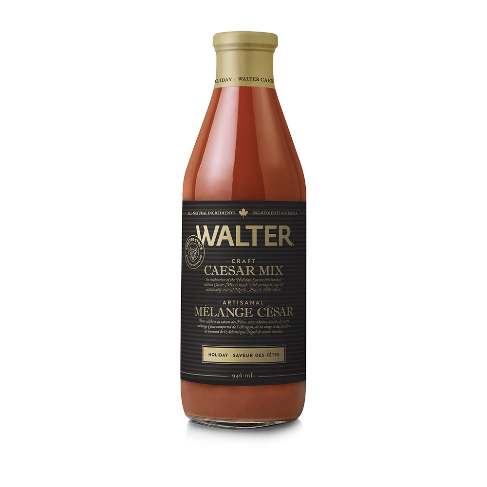 Walter All-Natural Caesar Mix - Holiday