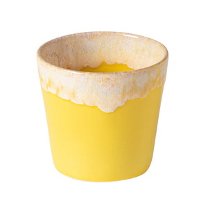 Yellow Stoneware Cups