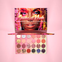 Shades Of Nude - The Brand New Nude Eyeshadow - Designed By Enchantis - Enchantis Cosmetics