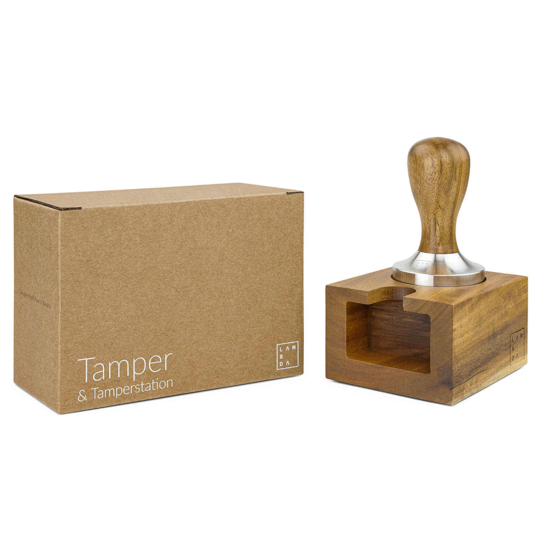 Tamper & Tamperstation