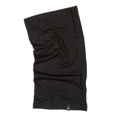 Duckworth Merino Wool - Comet Neck Gaiter - Black