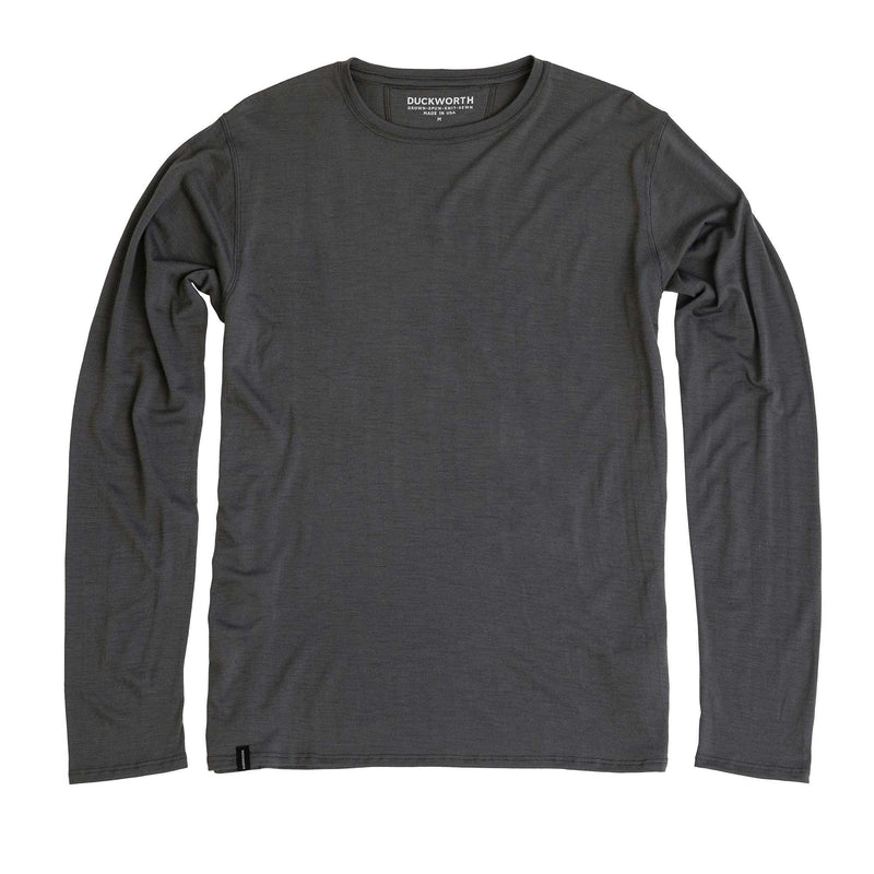 Men's Maverick Long Sleeve Crew