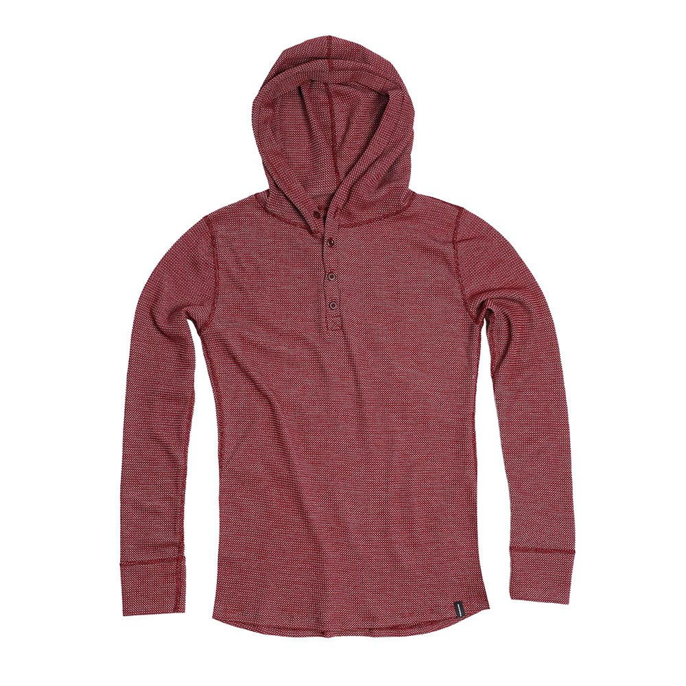 Women's Polaris Hooded Henley