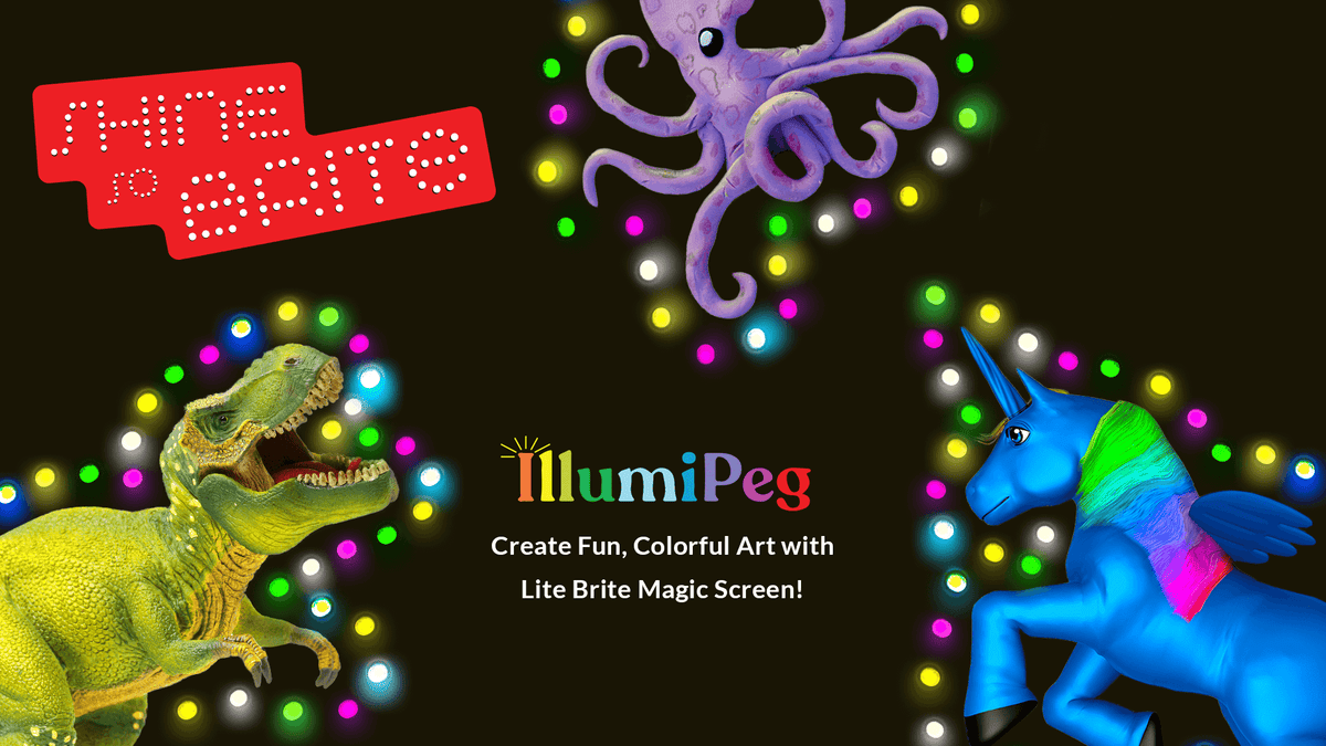 photo relating to Lite Brite Free Printable Patterns named Lite Brite Refill Sheets for Supreme Clic and Magic