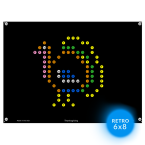 Holiday Lite Brite Refills, Set of 12