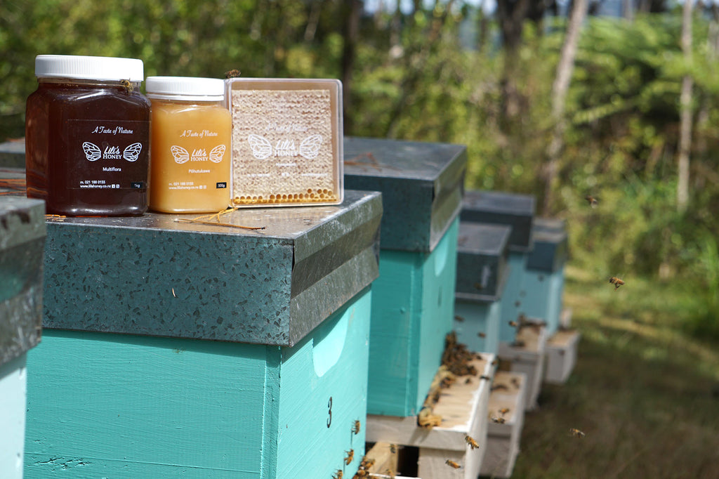 Honey in New Zealand - Shop Here