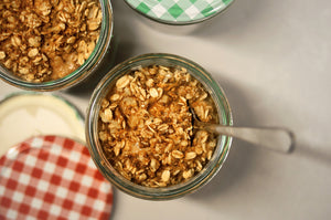 Honey Oat Clusters Recipe