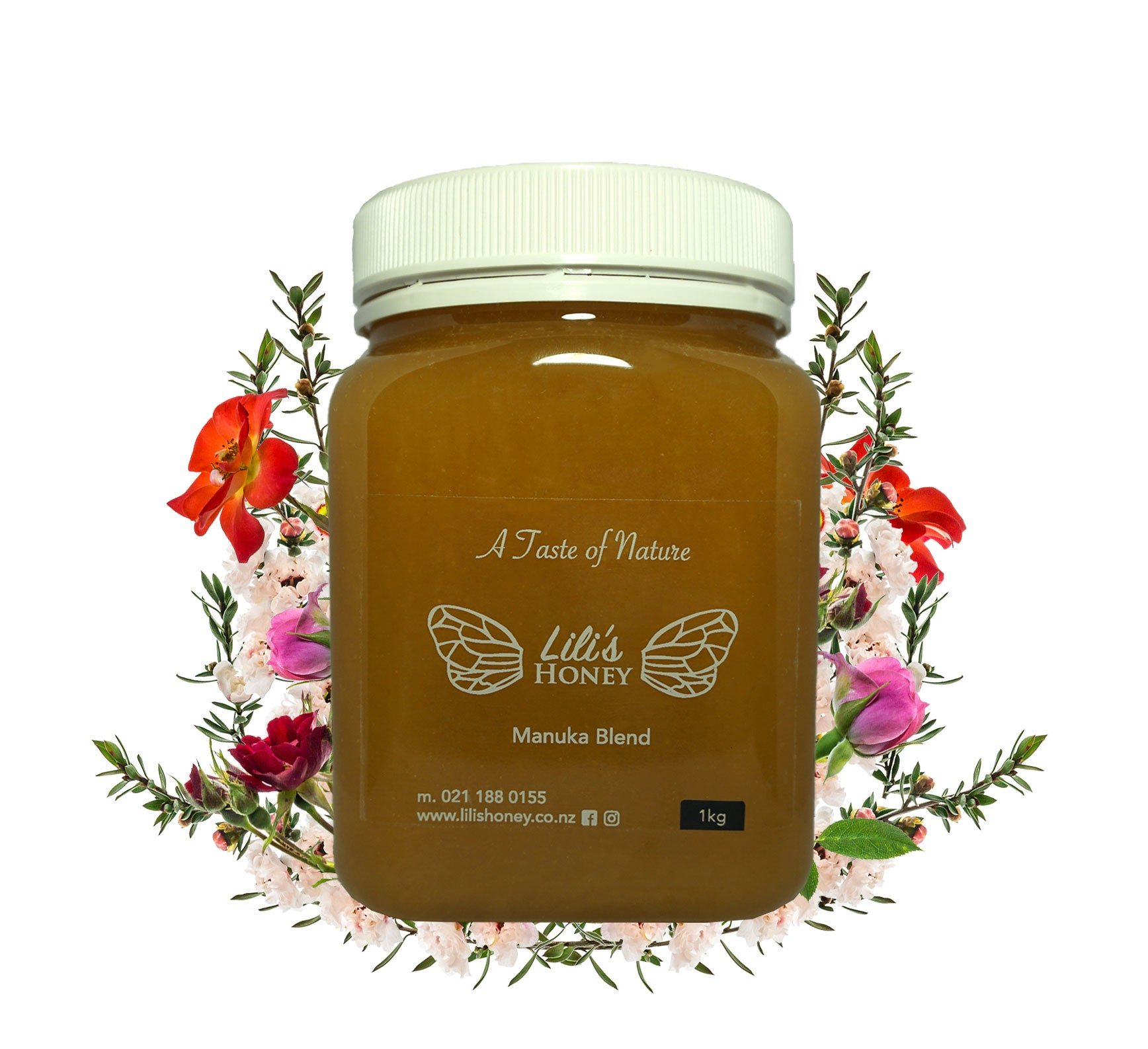 Manuka Blend Honey 1kg