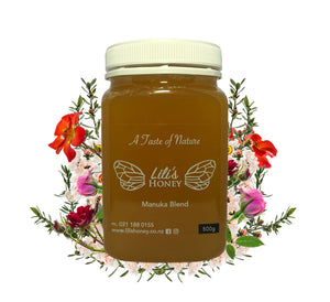 Manuka Blend Honey 500g